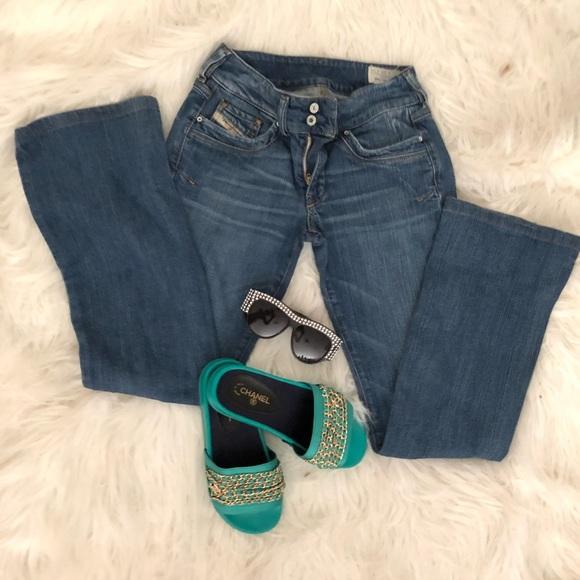 Diesel Denim - Size 26 Diesel Wide legged jeans